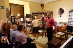 """España alla Rossini"" Disc Presentation inMadrid"